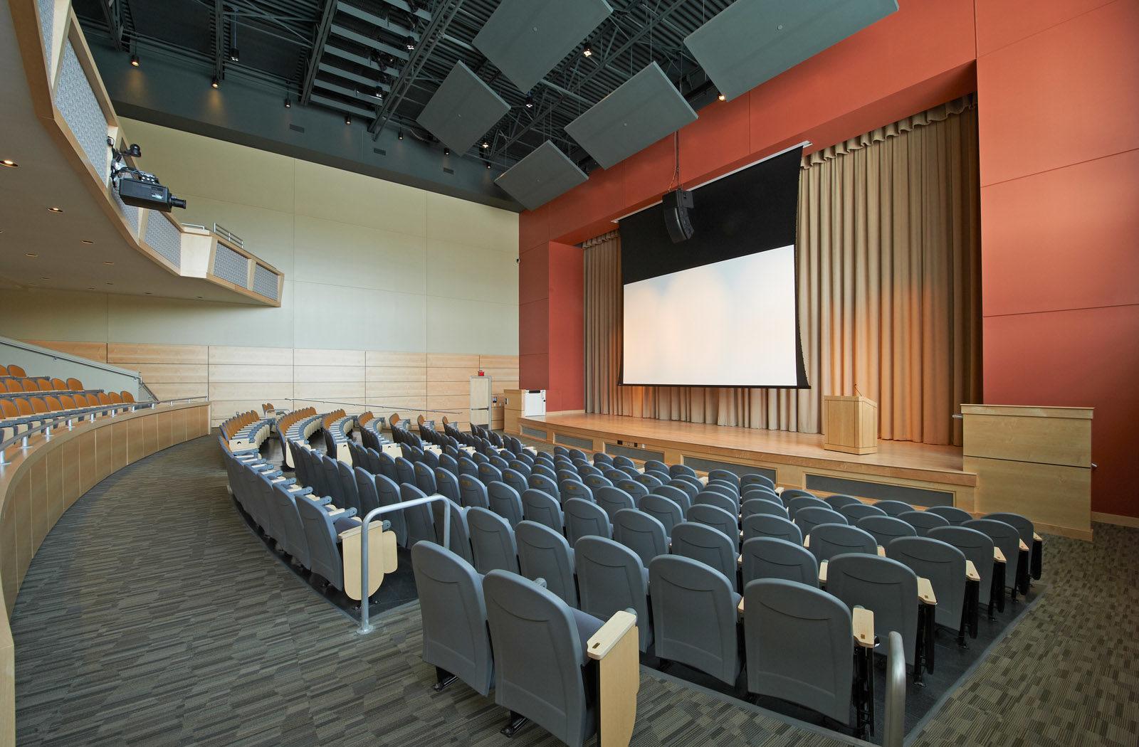 Del Val Life Science Center Architecture