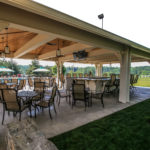 Huntington Valley Country Club, Pool House & Dining Terrace