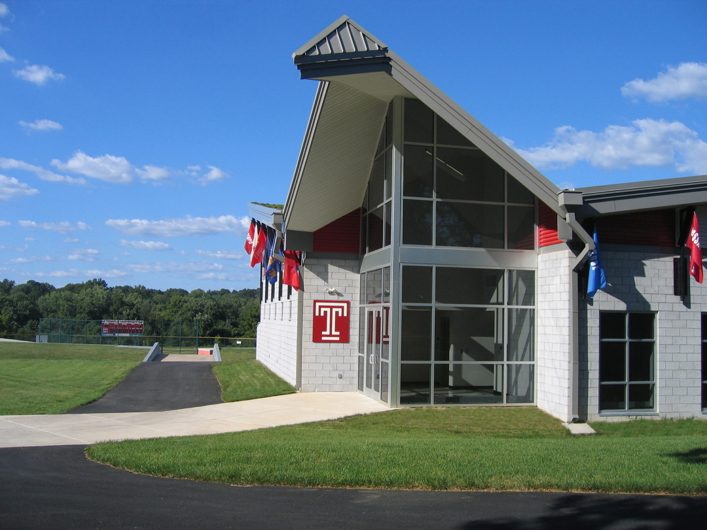 temple fieldhouse c