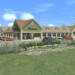 West Brandywine Mixed-Use Village Shopping Center
