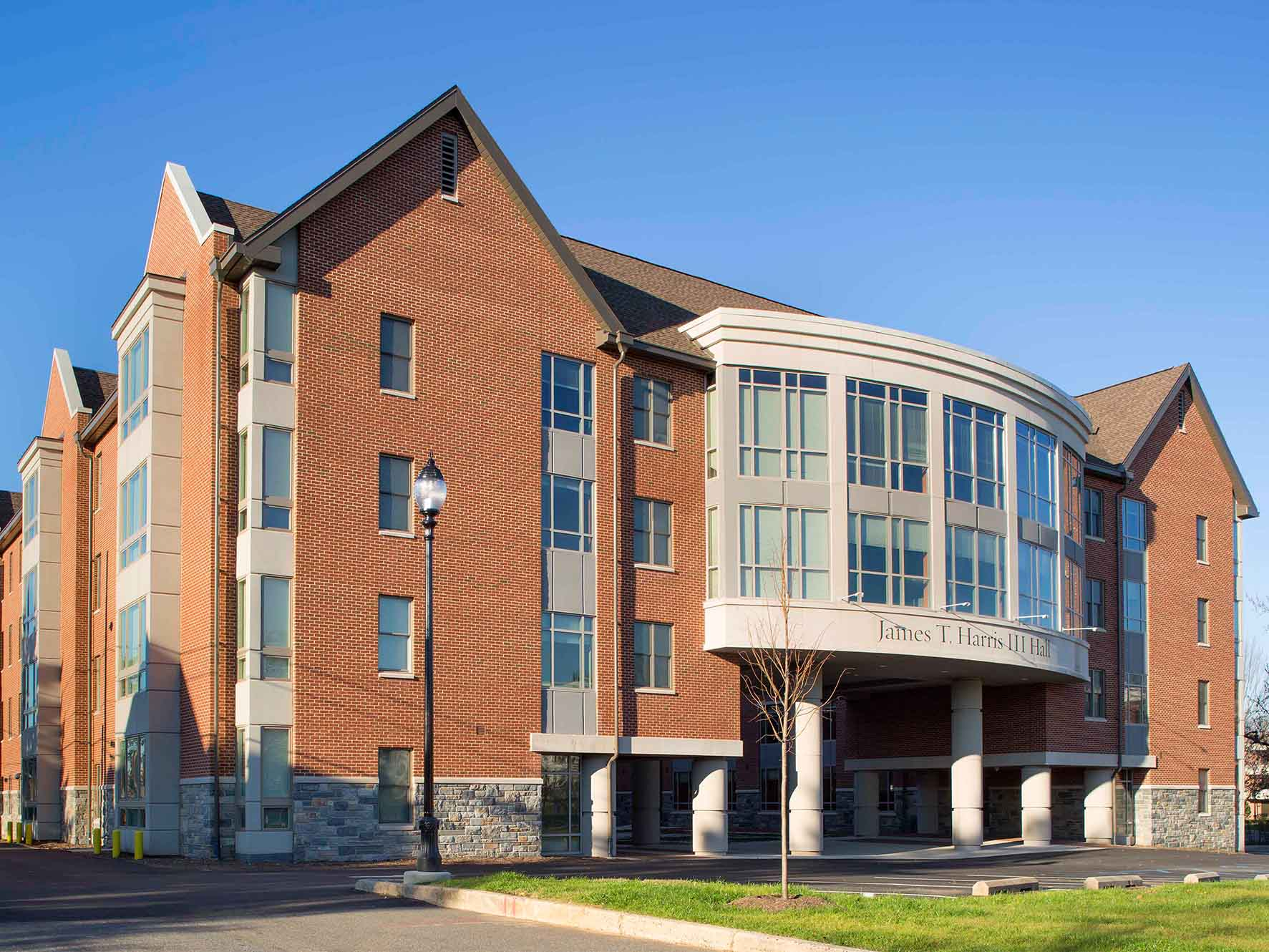 Widener University, New Harris Residence/Dining Hall