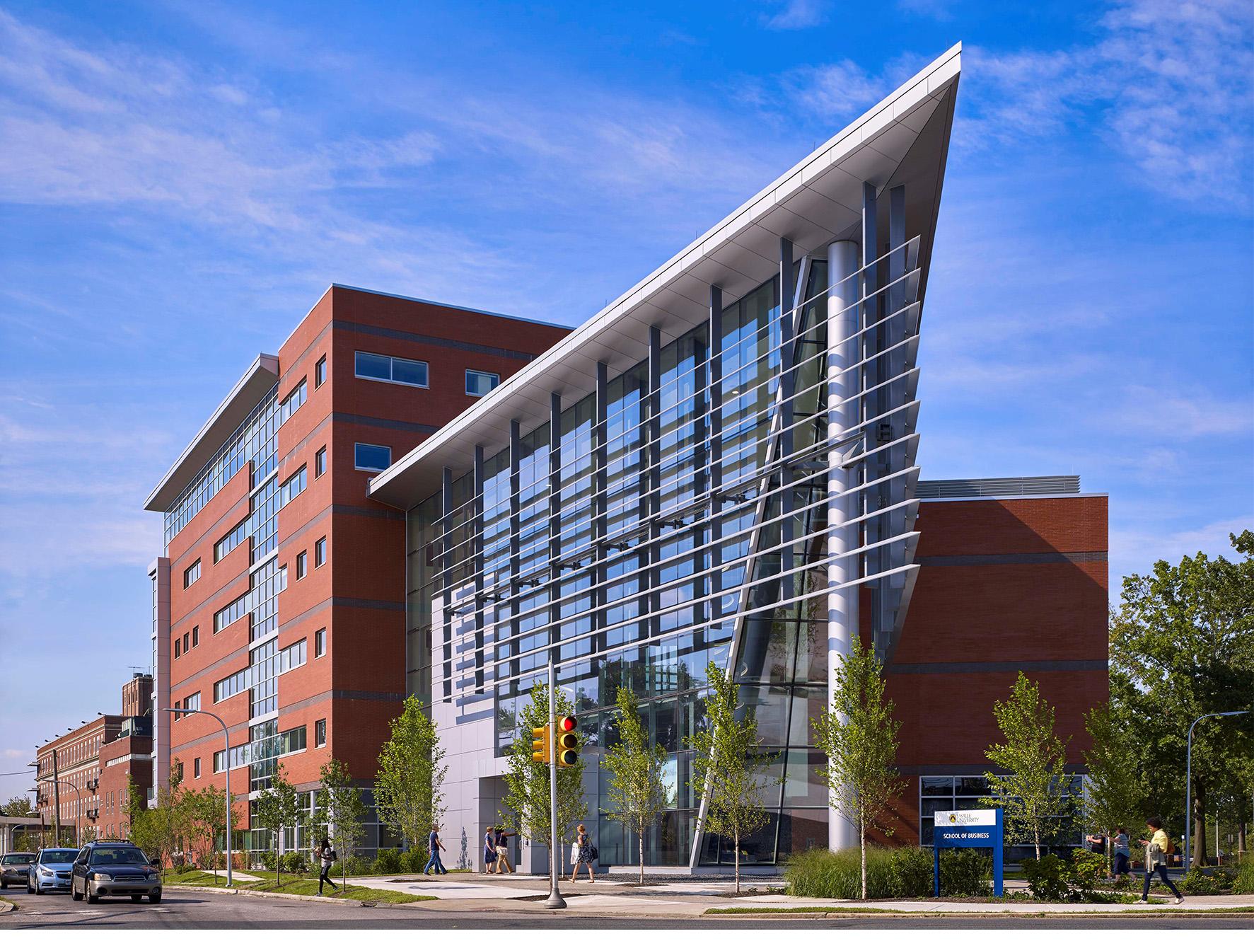 La Salle University, New School of Business