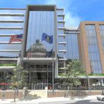 One Montgomery Plaza, Exterior Renovations & Courthouse Plaza