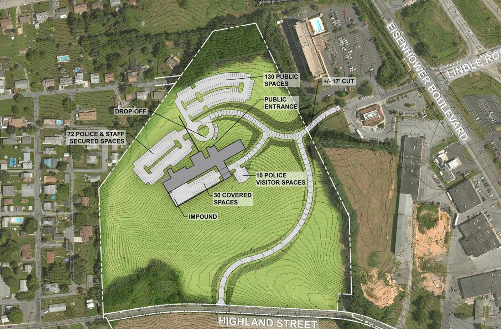Swatara Township Site Plan