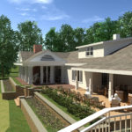 Tavistock Country Club, New Winter Lounge & Kitchen/Locker Room Renovations
