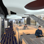 The Wistar Institute, Office Design